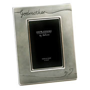 Juliana Silver Plated Godmother Frame