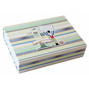 Boy's 1st Birthday Keepsake Box