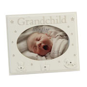 Grandchild Photo Frame by Bambino