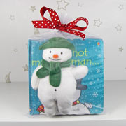 Snowman Christmas Gift Set for Baby