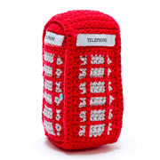 Crochet Telephone Box