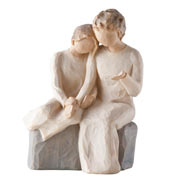 Willow Tree 'With my Grandmother' Figurine