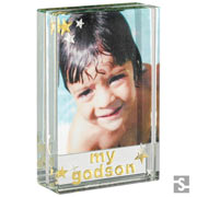 My Godson Dinky Photo Frame - Free Spaceform Gift Bag