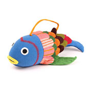 Large Colourful Fish from Barefoot Toys