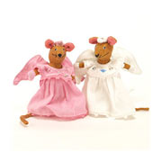 Guardian Angel Mouse from Barefoot Toys