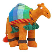 Fairtrade Oman Camel from Barefoot Toys