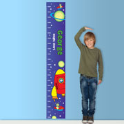 Personalised Space Height Chart