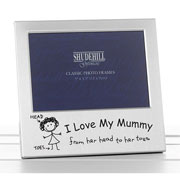 """I Love My Mummy…"" Photo Frame"