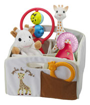 Sophie the Giraffe Girl's Gift Basket