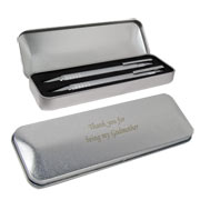 Godmother Pen and Pencil Gift Set