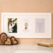 Premium Illustrated 1st Communion Eucharist Wall Frame