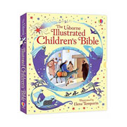 Illustrated Childrens Bible by Usborne Books