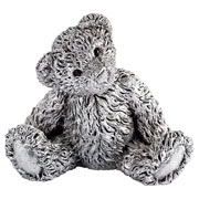 Theodore Bear Pewter Figurine by Royal Selangor