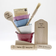 Star Baker Kid's Personalised Baking Set