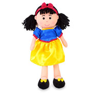 Preschool Snow White Rag Doll