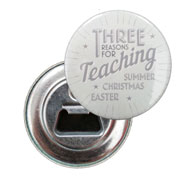 Teacher Bottle Opener by East of India