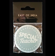 Special Teacher Handy Mirror from East of India