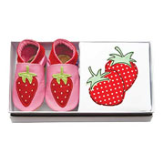 Strawberries Giftset by Inch Blue