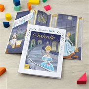 Cinderella Personalised Book