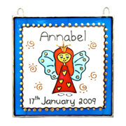 Personalised Angel Girl Sun Catcher