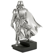 Ltd Edition Royal Selangor Darth Vader With Free Plinth