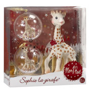Sophie the Giraffe My First Christmas Gift Set