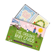 Milestone Twin Baby Cards