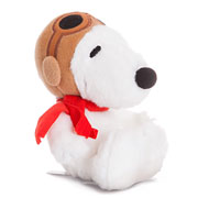 Snoopy 7.5 Inch Pilot Plush Toy
