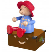 Orange Tree Toys Paddington Bear Wooden Music Box Toy