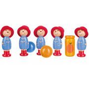Paddington Bear Skittles