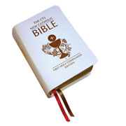New Catholic Bible First Holy Communion Edition