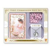 Girls First Holy Communion Gift Set