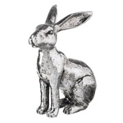 Silver Resin Hare