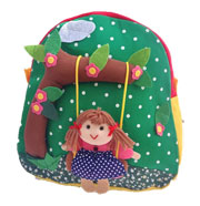 Medium Child's Backpack - Swing