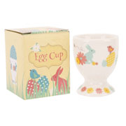 Ceramic Easter Egg Cup