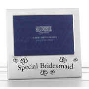 Special Bridesmaid 5x3 Inch Frame