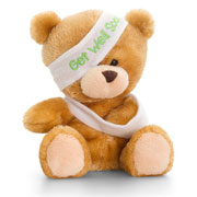 Pipp the Get Well Soon Bear