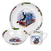 Portmeirion Thomas and Friends 3 Piece China Set