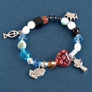 Communion Stories of Faith Bracelet - Colourful