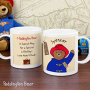 Drop Proof Paddington Bear Personalised Mug