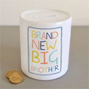 Brand New Big Brother Money Box