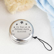 Personalised Stars Yo-Yo
