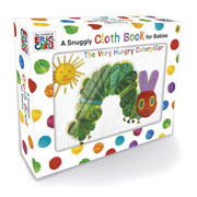 The Very Hungry Caterpillar Snuggly Soft Book