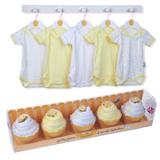 The Magnificent 5 Lovely Lemon Bodysuit Selection Box