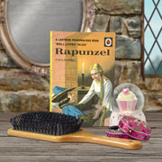 Personalised Rapunzel Ladybird Book