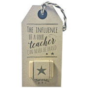 Influential Teacher Eraser by East of India