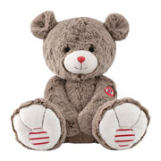 Kaloo Rouge Large Cocoa Brown Teddy