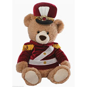 Drilly The Traditional Gund Christmas Nutcracker Teddy Bear