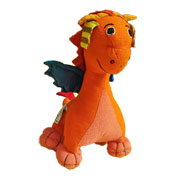 Fair Trade Magic Dragon from Barefoot Toys