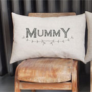 Long Mummy Cushion by East of India